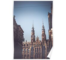 Magna Plaza - Amsterdam Poster