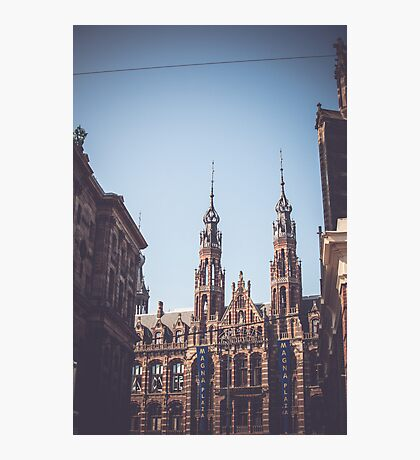Magna Plaza - Amsterdam Photographic Print