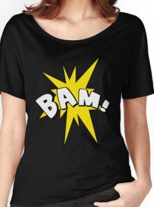 BAM! Women's Relaxed Fit T-Shirt