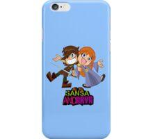 Hi Hi Sansa and Arya iPhone Case/Skin