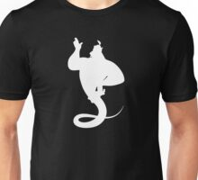 Genie White Unisex T-Shirt