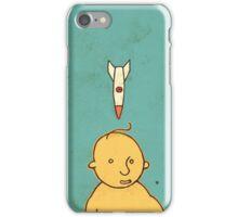 Rocket Attack! iPhone Case/Skin