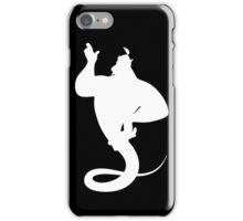 Genie White iPhone Case/Skin