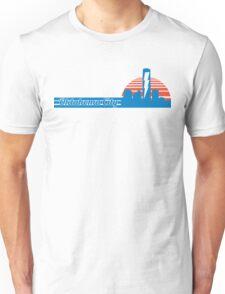 Vintage Oklahoma City Basketball Shirt Unisex T-Shirt