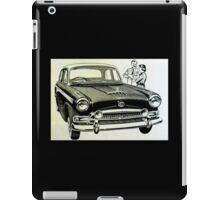 Vintage Car iPad Case/Skin