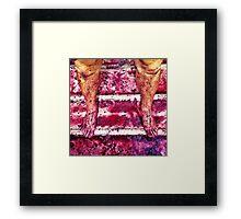 Crush... Framed Print