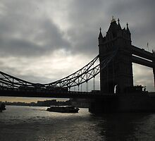Tower Bridge by TwistedtheClown