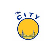 "Golden State Warriors ""The City"" by TheDankMasturrr"
