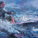 Passion For Sailing - Boats Art Gallery by Ballet Dance-Artist