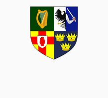 Arms of Four Provinces of Ireland  Unisex T-Shirt