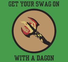 Get Your Swag on With a Dagon Kids Clothes
