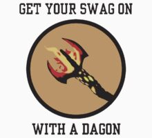 Get Your Swag on With a Dagon by mediocrechicken