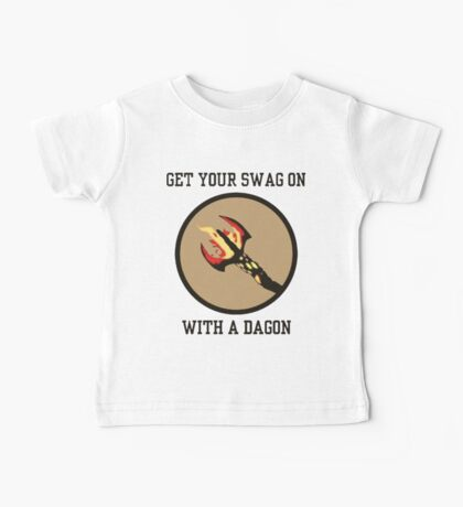 Get Your Swag on With a Dagon Baby Tee
