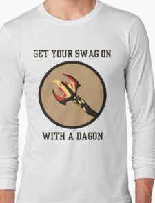 Get Your Swag on With a Dagon Long Sleeve T-Shirt