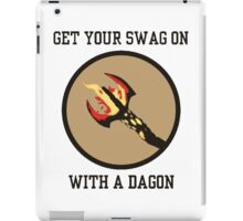 Get Your Swag on With a Dagon iPad Case/Skin