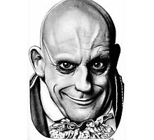 Uncle Fester Photographic Print