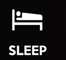 Eat Sleep and Weld Shirts and Stickers Sticker