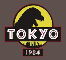 Tokyo 1984 by illproxy