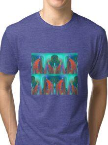 Tending the Garden Tri-blend T-Shirt