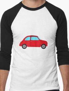 Fiat 500 Men's Baseball ¾ T-Shirt