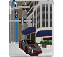 Burghal Thoroughfare Conveyance iPad Case/Skin