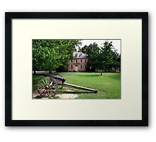 College Of William And Mary Framed Print