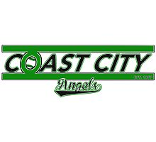 The Coast City Angels Photographic Print