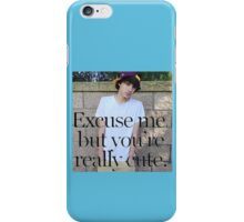 Brent Rivera  iPhone Case/Skin