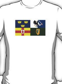 Four Provinces Flag of Ireland T-Shirt