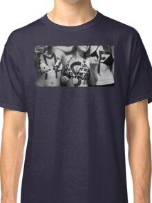 """MSF- """"Three Girls, Three Cups"""" Classic T-Shirt"""