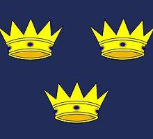 Flag of Irish Province of Munster  by abbeyz71