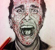 American Psycho  by SaiyanAngel