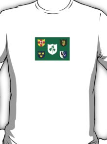 Ireland National Rugby Union Flag T-Shirt