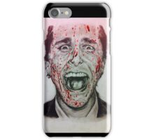 American Psycho iPhone Case/Skin
