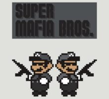Super Mafia Bros  by amoya00