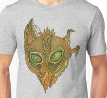 alien swamp monster Unisex T-Shirt
