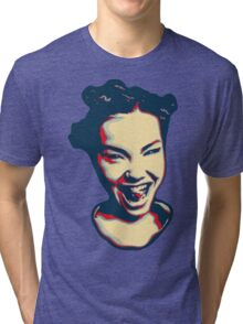 Björk Tri-blend T-Shirt