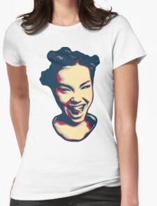 Björk Womens Fitted T-Shirt