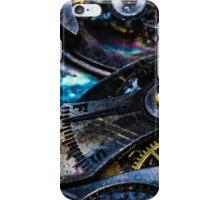 Chrono Punk iPhone Case/Skin