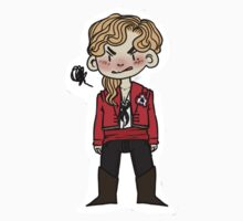 Terrible Enjolras by Woolydicks