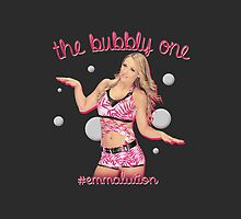 The Bubbly One - Emma by raeambrose