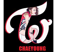 Chaeyoung Photographic Print
