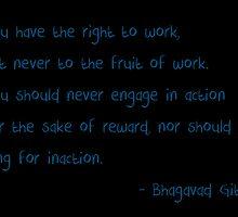 Work and Reward by Satish K