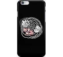 Rick and Morty!  iPhone Case/Skin