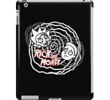 Rick and Morty!  iPad Case/Skin