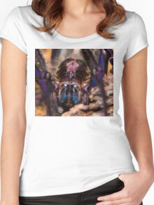 Wandering Spider Women's Fitted Scoop T-Shirt