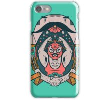 The Negotiator iPhone Case/Skin