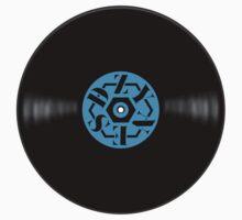Dzy Vinyl Blue by DZYNES