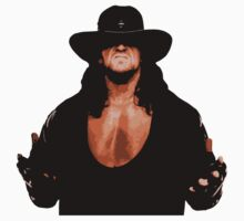 The Undertaker by randomweas