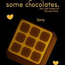 valentines day chocolates by hellohappy